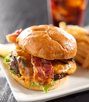 cheeseburger-with-bacon-and-french-fries