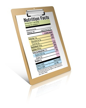 clipboard-with-nutrition-facts
