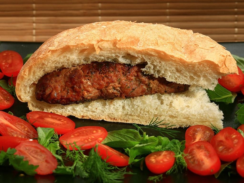 QSR specialty burger