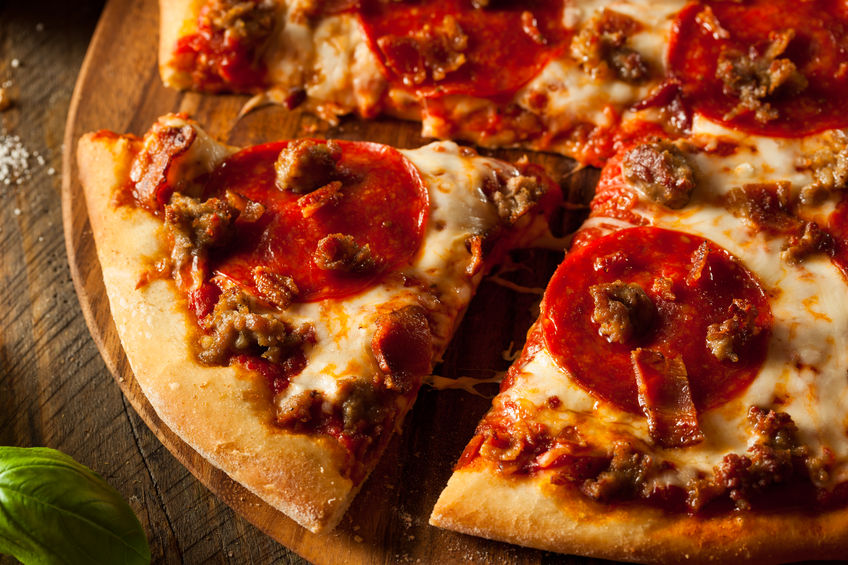 Bacon: The Gourmet Way to Get More Protein on Your Pizza Bites
