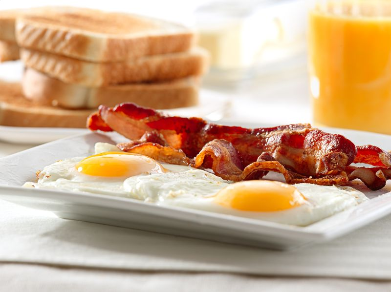 Turkey Bacon: Key to Winning the Breakfast Wars?