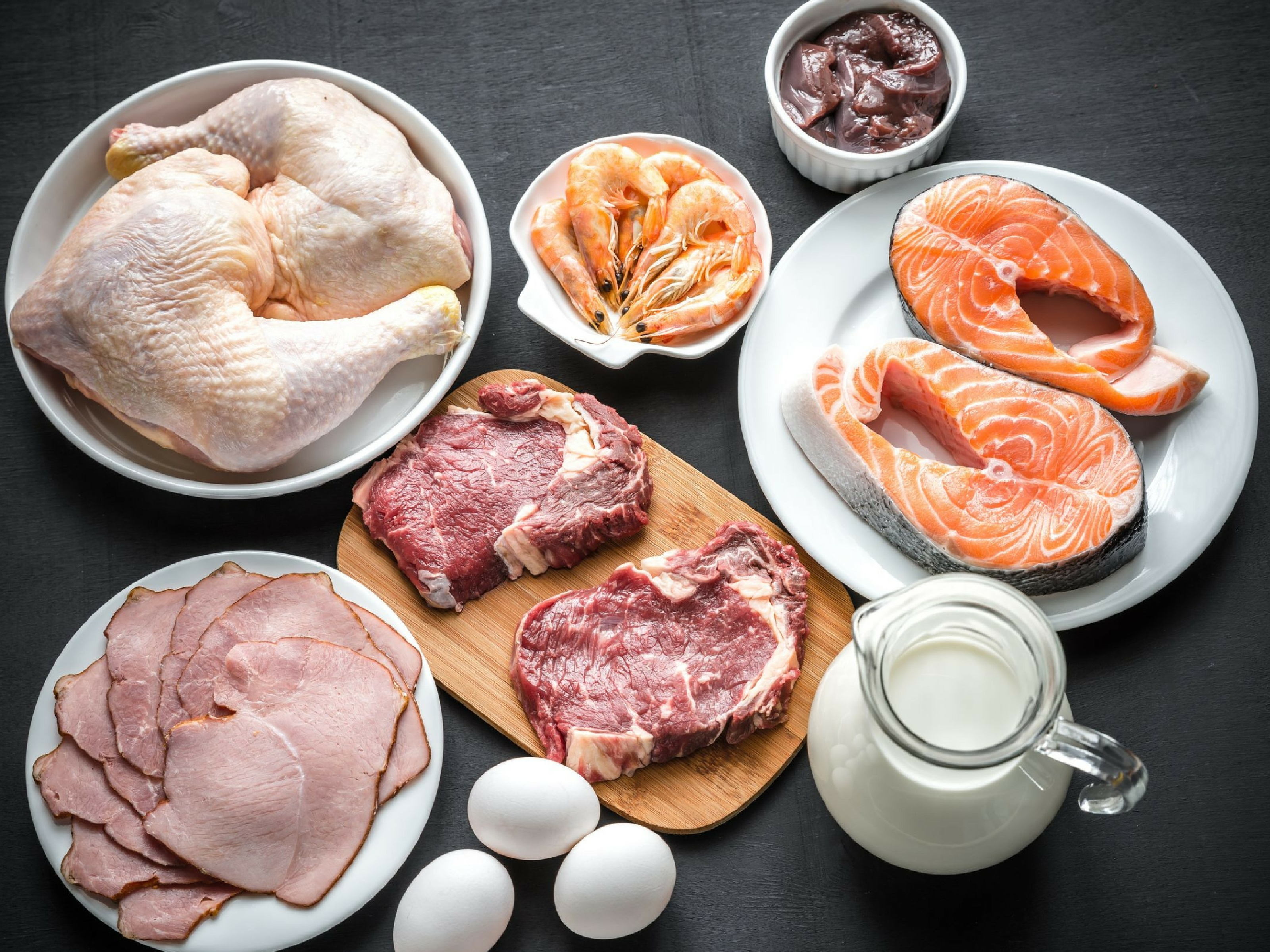 New Protein Choices Complicate Food Handling Practices